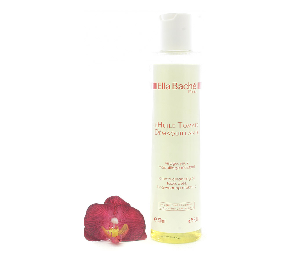 KE14008 Ella Bache L'Huile Tomate Demaquillante - Tomato Cleansing Oil 200ml