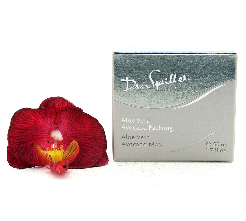106907 Dr. Spiller Biomimetic Skin Care Aloe Vera Avocado Packung 50ml