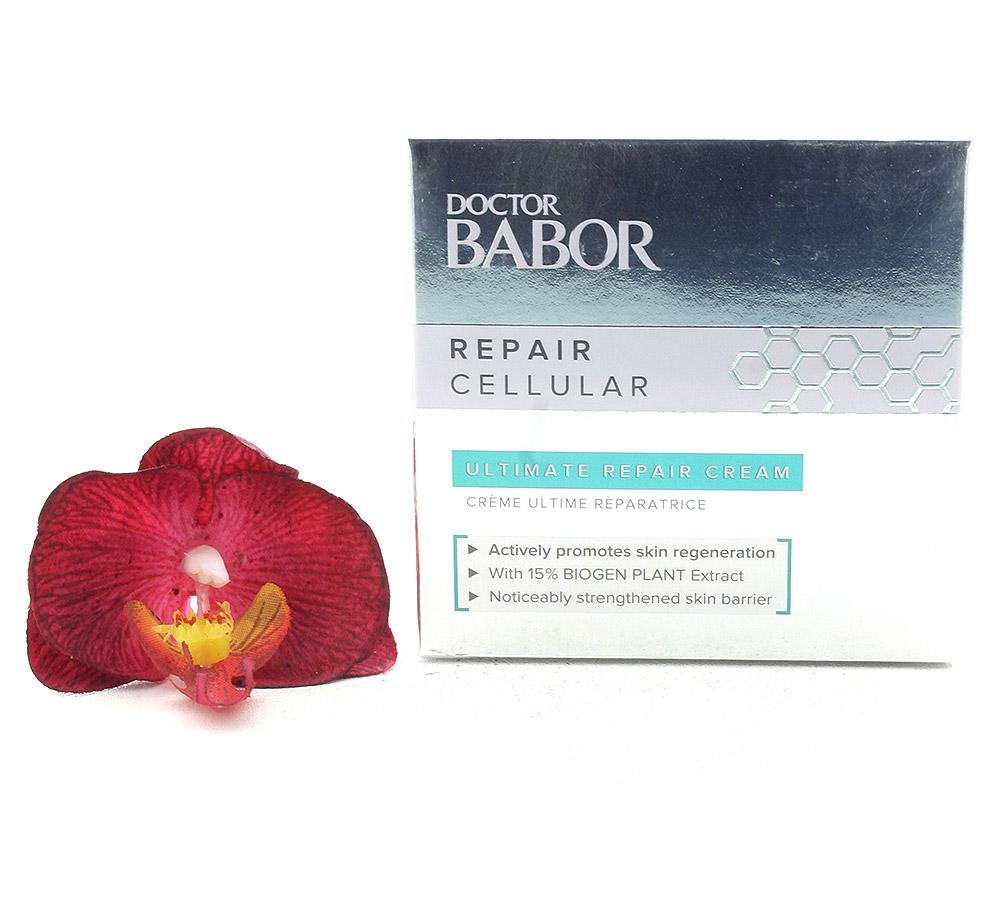 464310 Babor Repair Cellular Crème Ultime Réparatrice 50ml