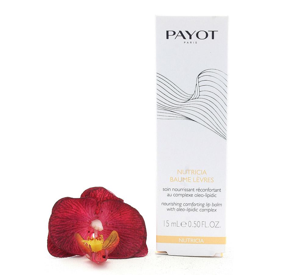 65099388 Payot Nutricia Baume Lèvres Soin Nourrissant Réconfortant - Nourishing Comforting Lip Balm 15ml