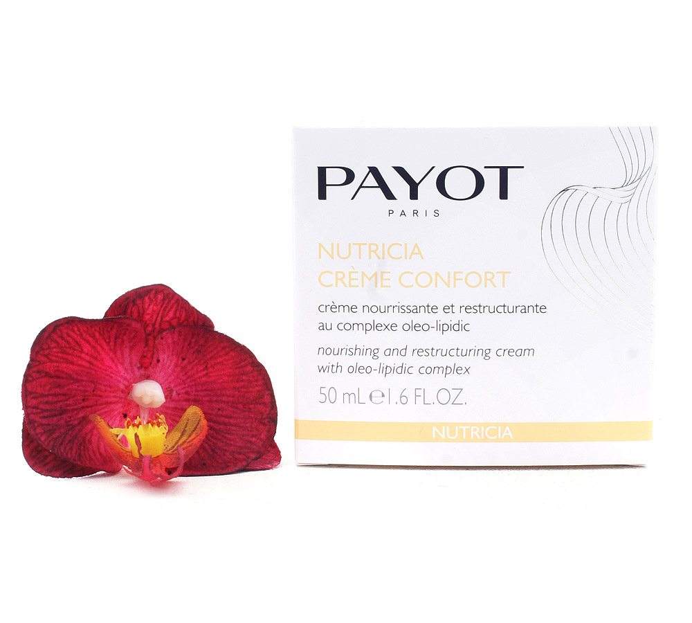 65099437 Payot Nutricia Creme Confort - Nourishing Restructuring Cream 50ml