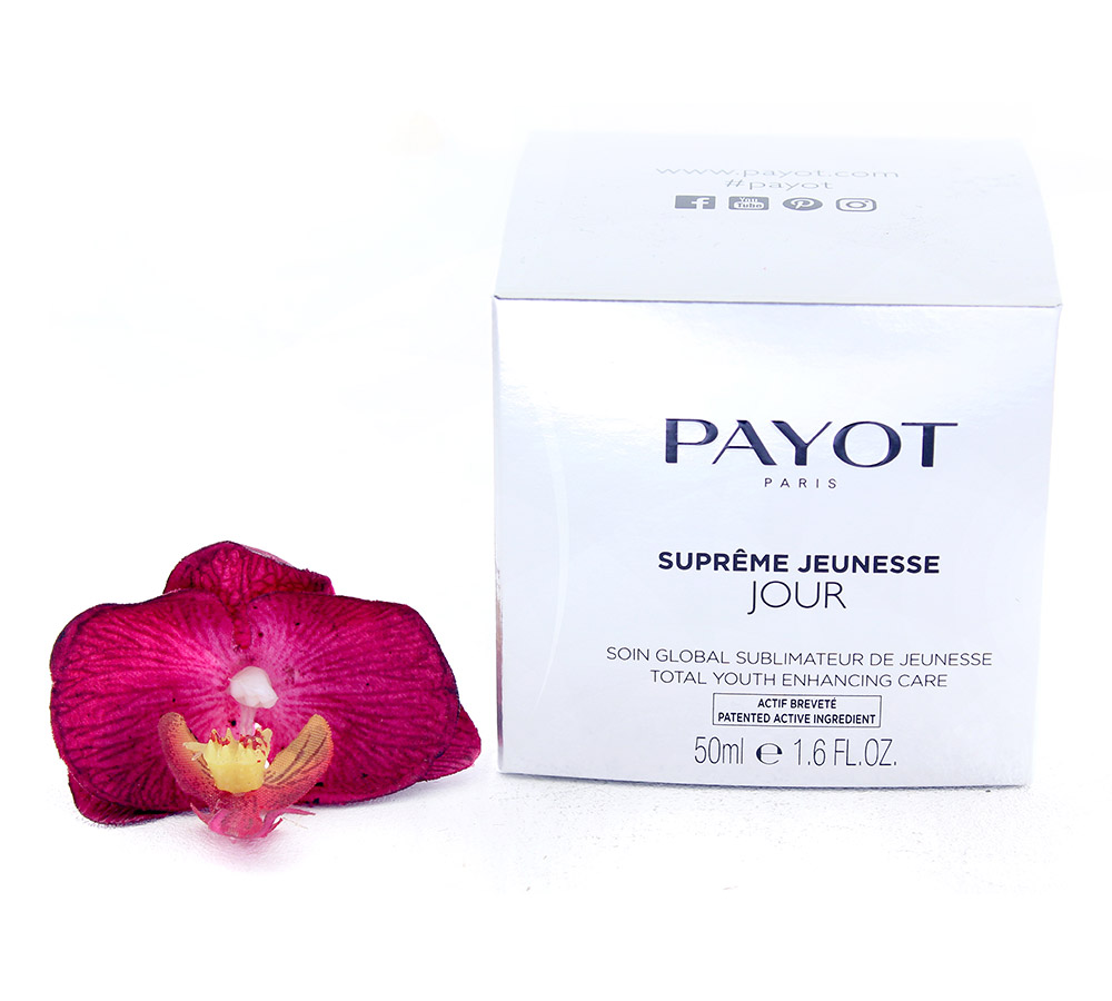 65100704-1 Payot Supreme Jeunesse Jour - Total Youth Enhancing Care 50ml