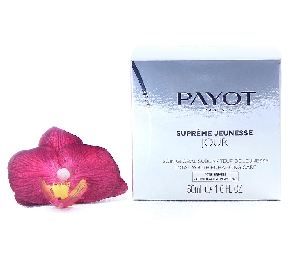 65100704-2 Payot Suprême Jeunesse Jour Soin Global Sublimateur de Jeunesse - Total Youth Enhancing Care 50ml