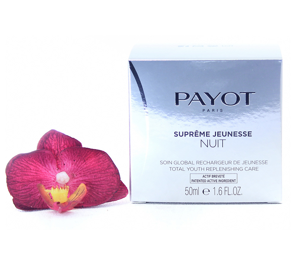 65100705_new Payot Suprême Jeunesse Nuit Soin Global Rechargeur de Jeunesse - Total Youth Replenishing Care 50ml
