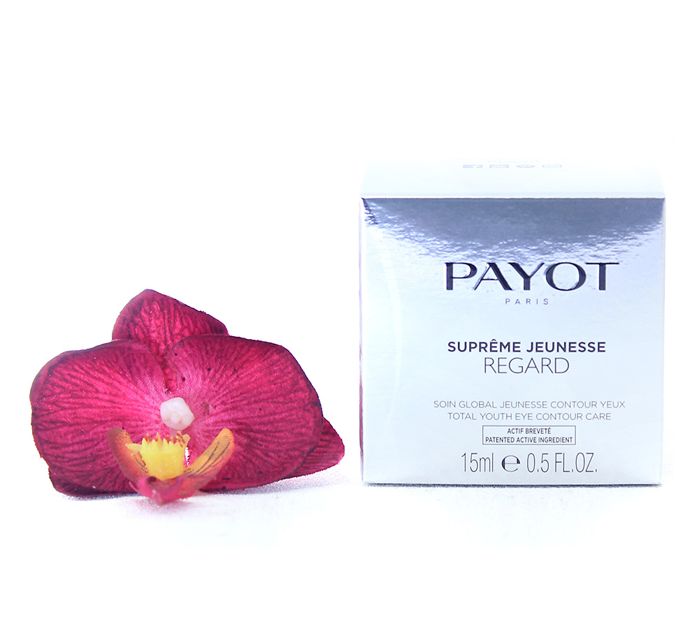65100706_new Payot Suprême Jeunesse Regard - Soin Global Jeunesse Contour Yeux 15ml