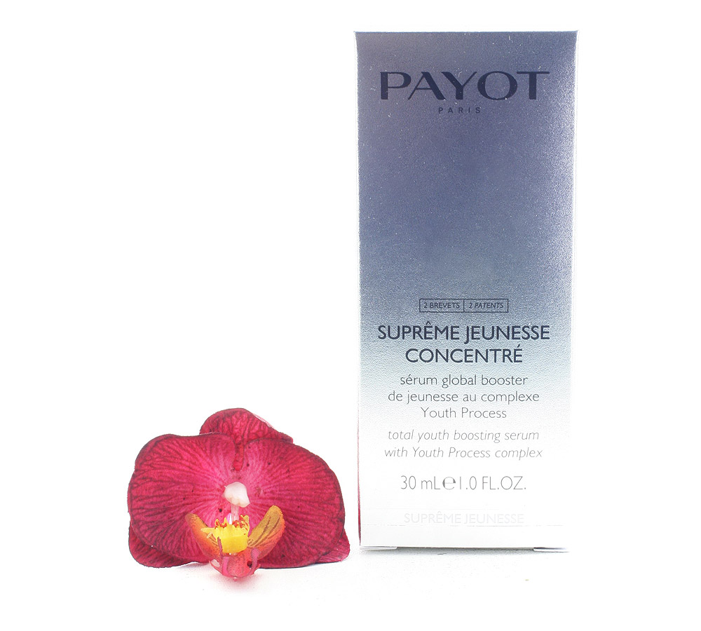 65100707 Payot Supreme Jeunesse Concentre - Total Youth Boosting Serum 30ml