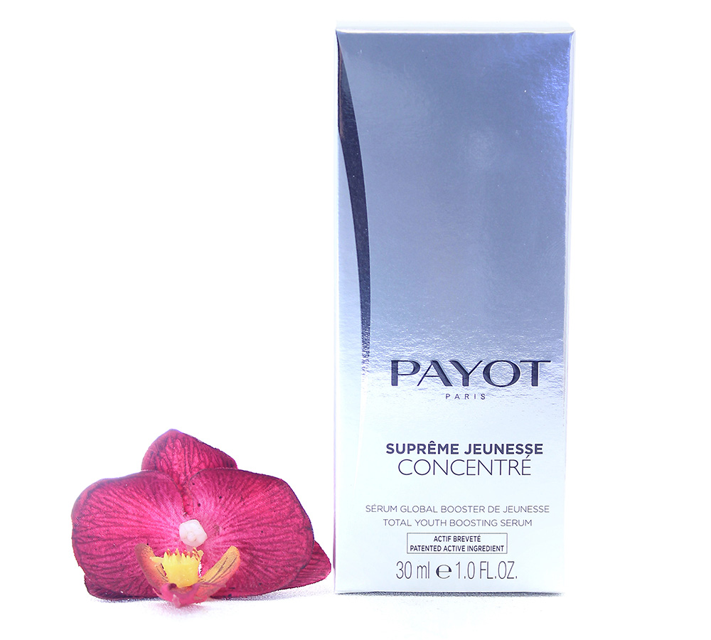 65100707_new Payot Suprême Jeunesse Concentré - Sérum Global Booster de Jeunesse 30ml