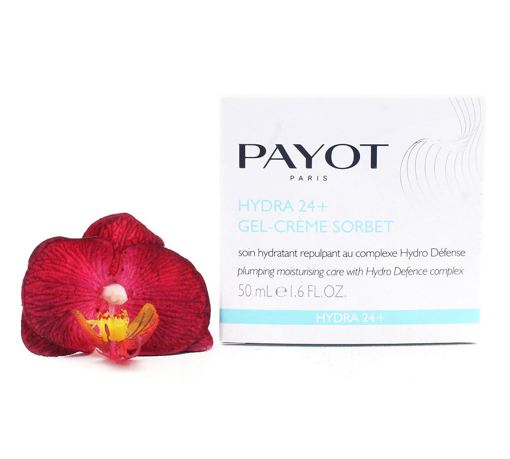 65108984 Payot Hydra 24+ Gel-Crème Sorbet Soin Hydratant Repulpant - Plumping Moisturising Care 50ml