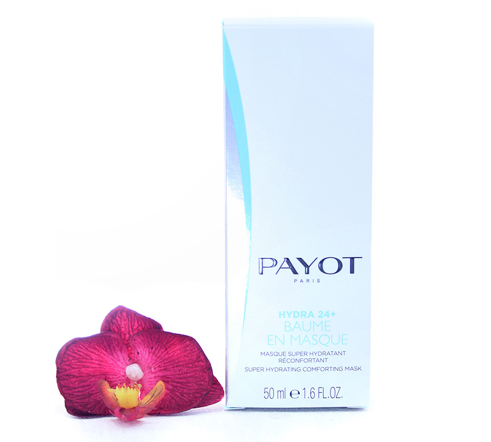 65108987_new Payot Hydra 24+ Baume En Masque - Masque Super Hydratant Réconfortant 50ml