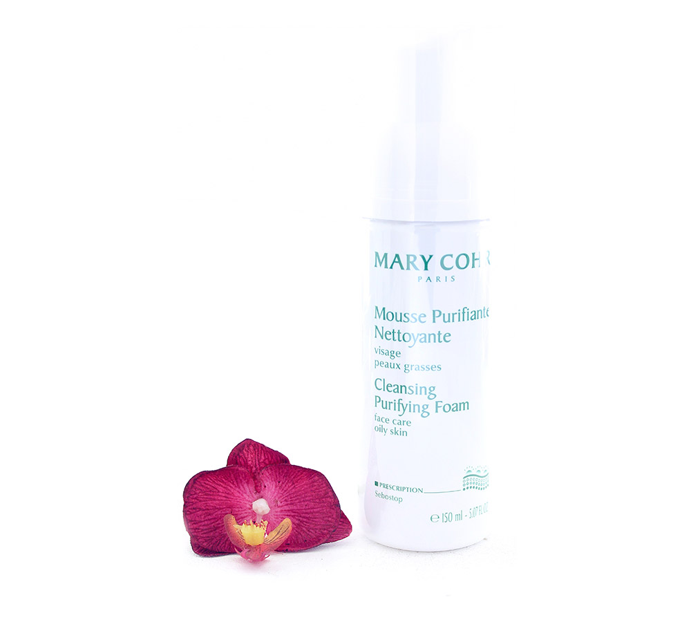 741230-2 Mary Cohr Mousse Purifiante Nettoyante 150ml