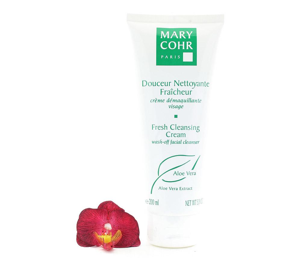 741260 Mary Cohr Douceur Nettoyante Fraîcheur - Fresh Cleansing Cream 200ml