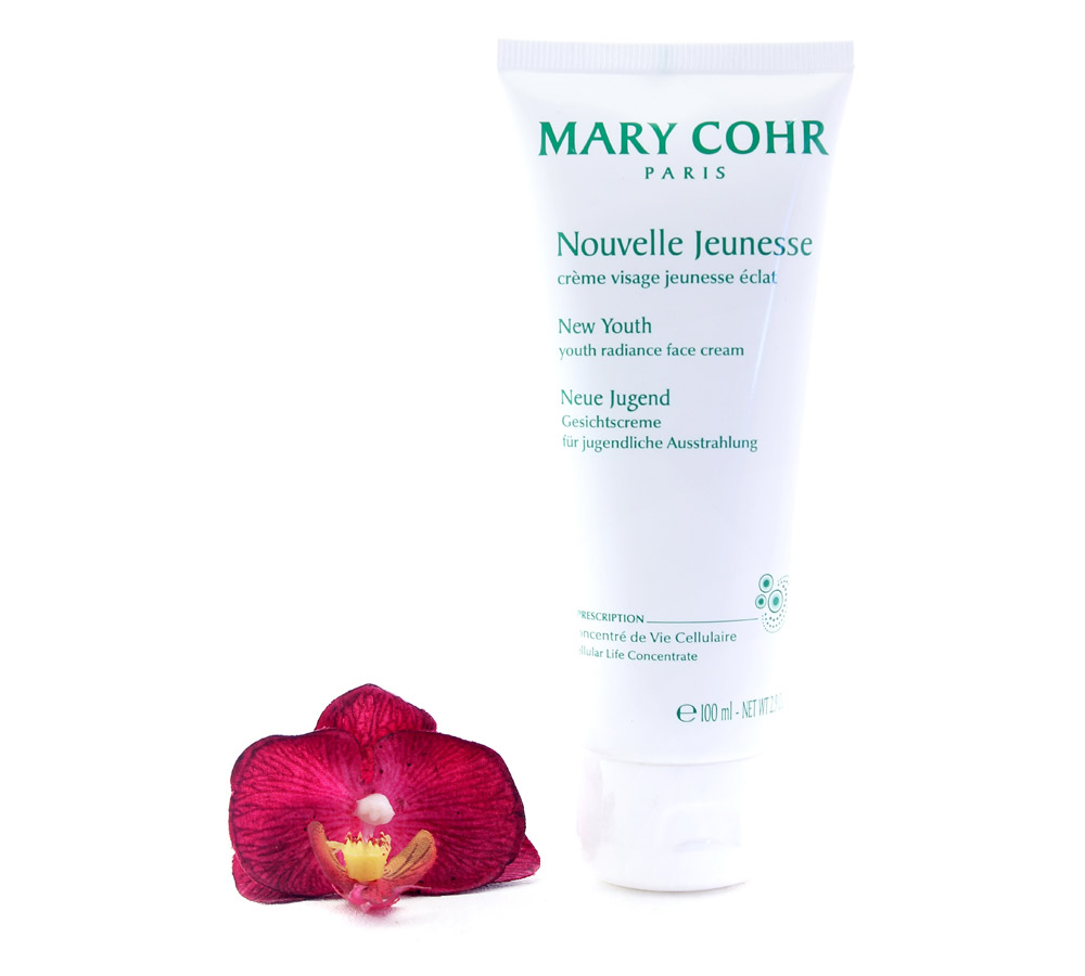 7473012 Mary Cohr Nouvelle Jeunesse - New Youth Face Cream 100ml