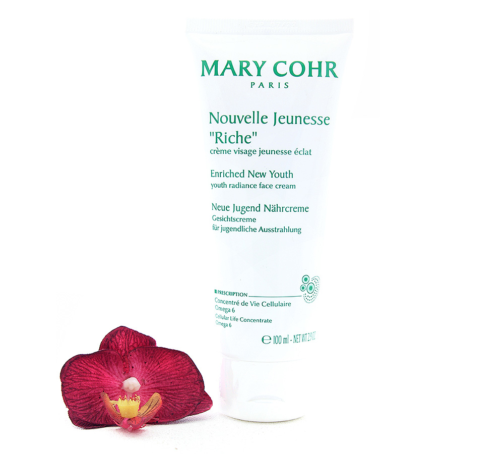 "747400 Mary Cohr Nouvelle Jeunesse ""Riche"" - Enriched New Youth 100ml"