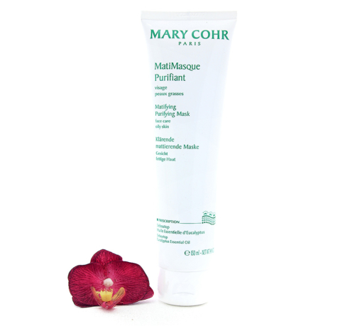 750810-1-510x459 Mary Cohr MatiMasque Purifiant - Matifying Purifying Face Mask 150ml