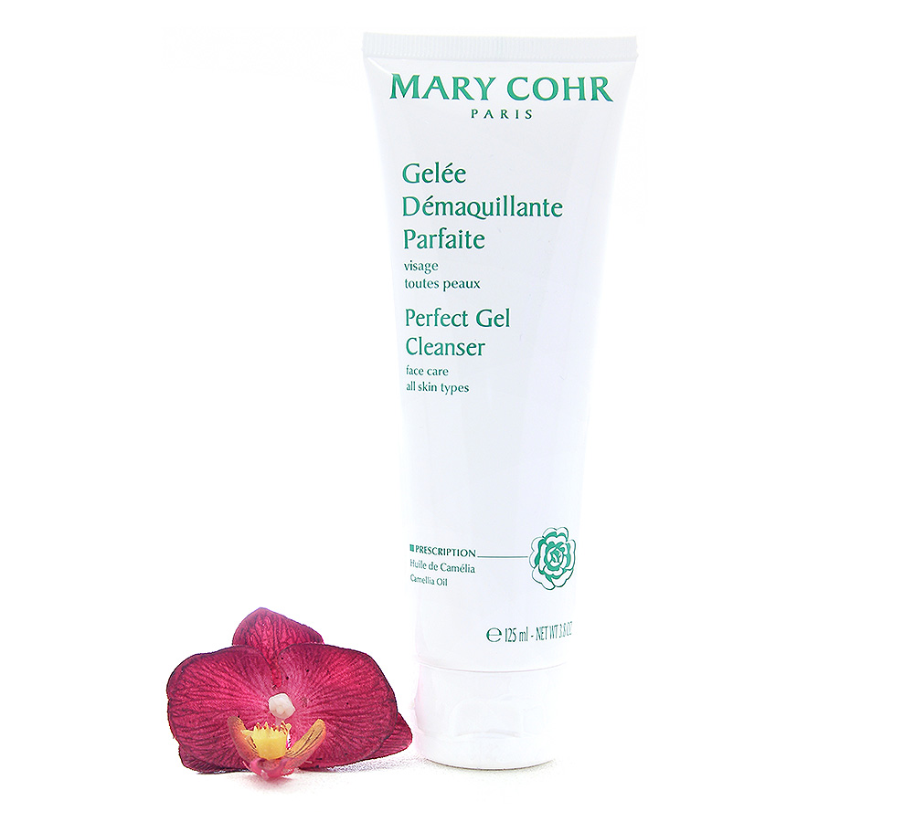 791420-1 Mary Cohr Gelee Demaquillante Parfaite - Perfect Gel Cleanser 125ml