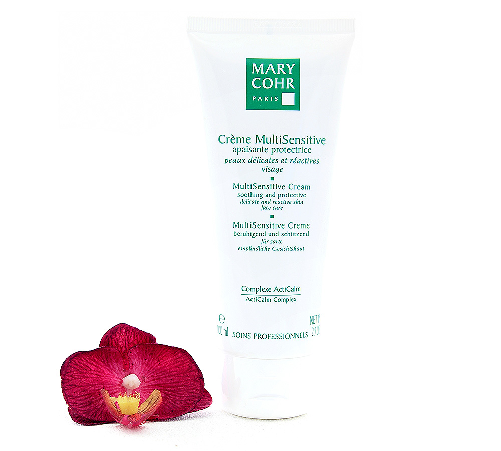 791500 Mary Cohr Creme MultiSensitive - MultiSensitive Cream Soothing and Protective 100ml
