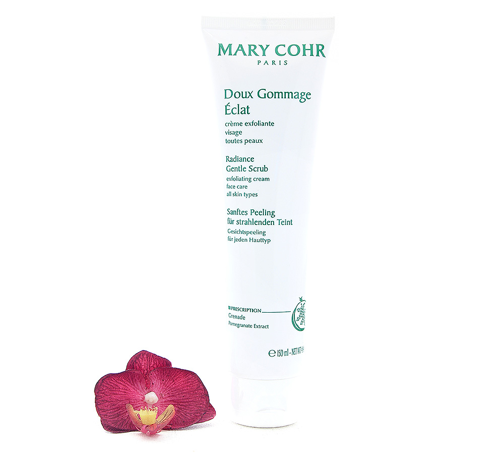 791580-1 Mary Cohr Doux Gommage Eclat - Radiance Gentle Scrub 150ml
