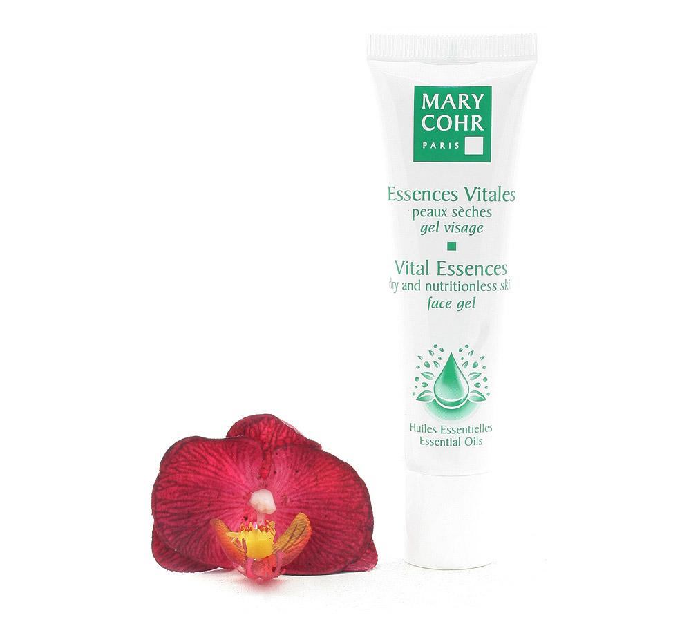 791840 Mary Cohr Essences Vitales Peaux Sèches - Vital Essences Dry and Nutritionless Skin 30ml
