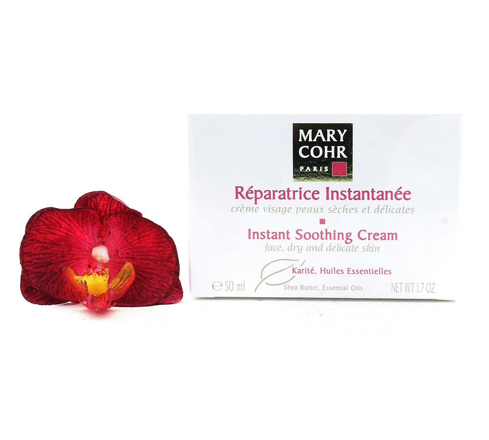 855905 Mary Cohr Reparatrice Instantanee - Instant Soothing Cream 50ml
