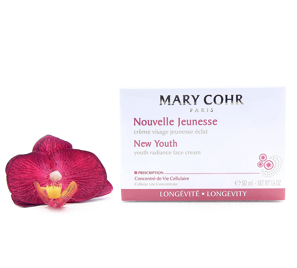 857221-1 Mary Cohr Nouvelle Jeunesse - New Youth Face Cream 50ml