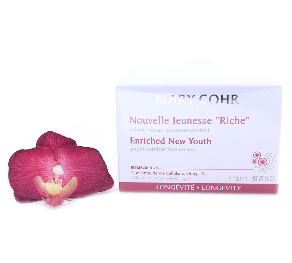 "8572602 Mary Cohr Nouvelle Jeunesse ""Riche"" 50ml"