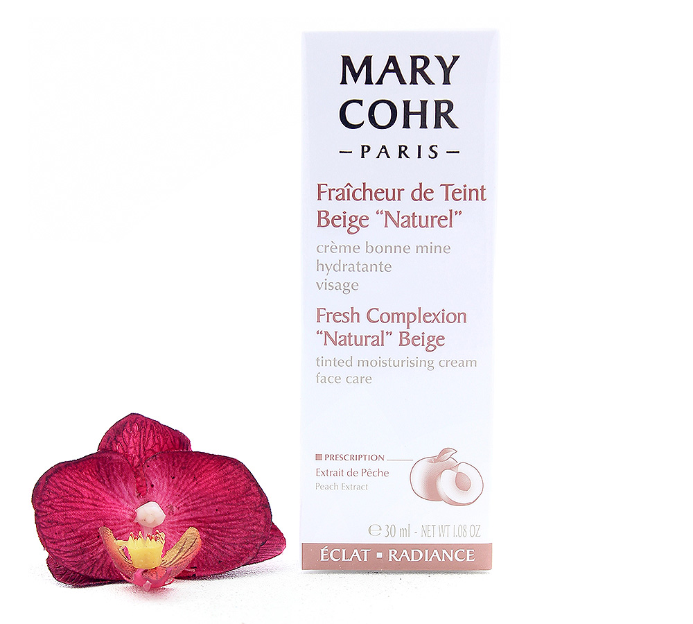 "860500-1 Mary Cohr Fraicheur de Teint - Fresh Complexion ""Natural"" Beige 30ml"