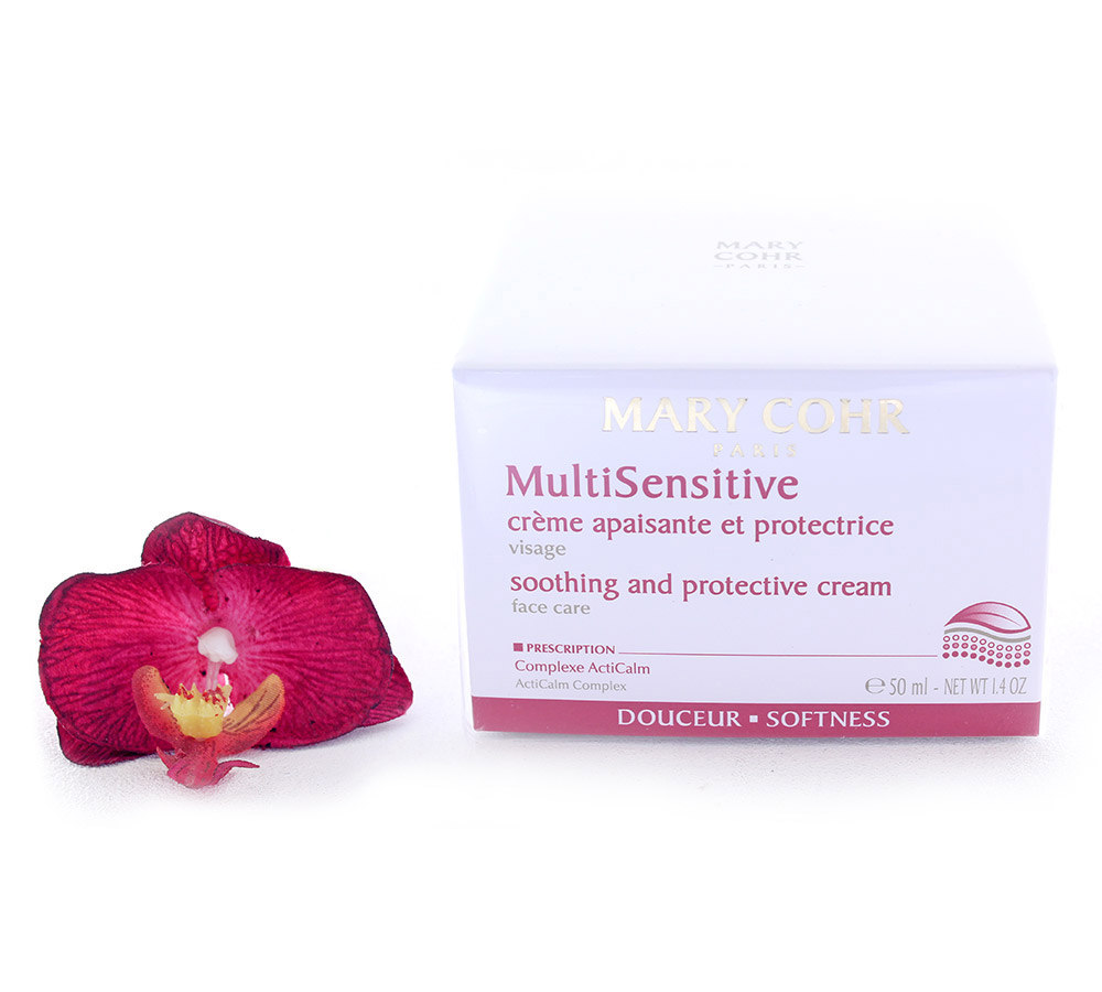 8919502 Mary Cohr MultiSensitive - Soothing and Protective Cream 50ml