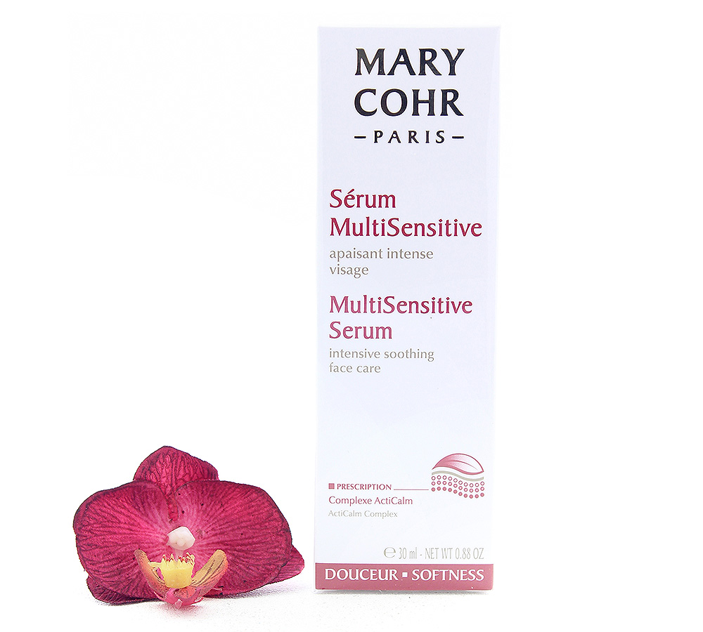 891970-1 Mary Cohr MultiSensitive Serum Intensive Soothing 30ml