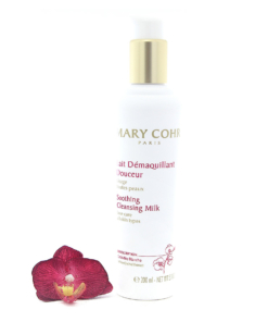 891990-1-247x296 Mary Cohr Lait Demaquillant Douceur - Soothing Cleansing Milk 200ml