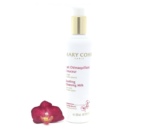 891990-1-510x459 Mary Cohr Lait Demaquillant Douceur - Soothing Cleansing Milk 200ml