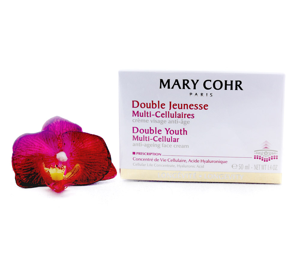 8926102 Mary Cohr Double Jeunesse Multi-Cellulaires - Double Youth Multi-Cellular 50ml