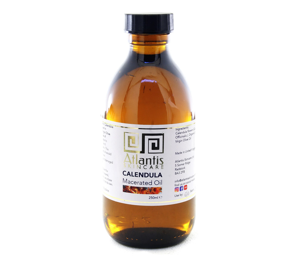 ATL002 What are the benefits of calendula macerated oil?