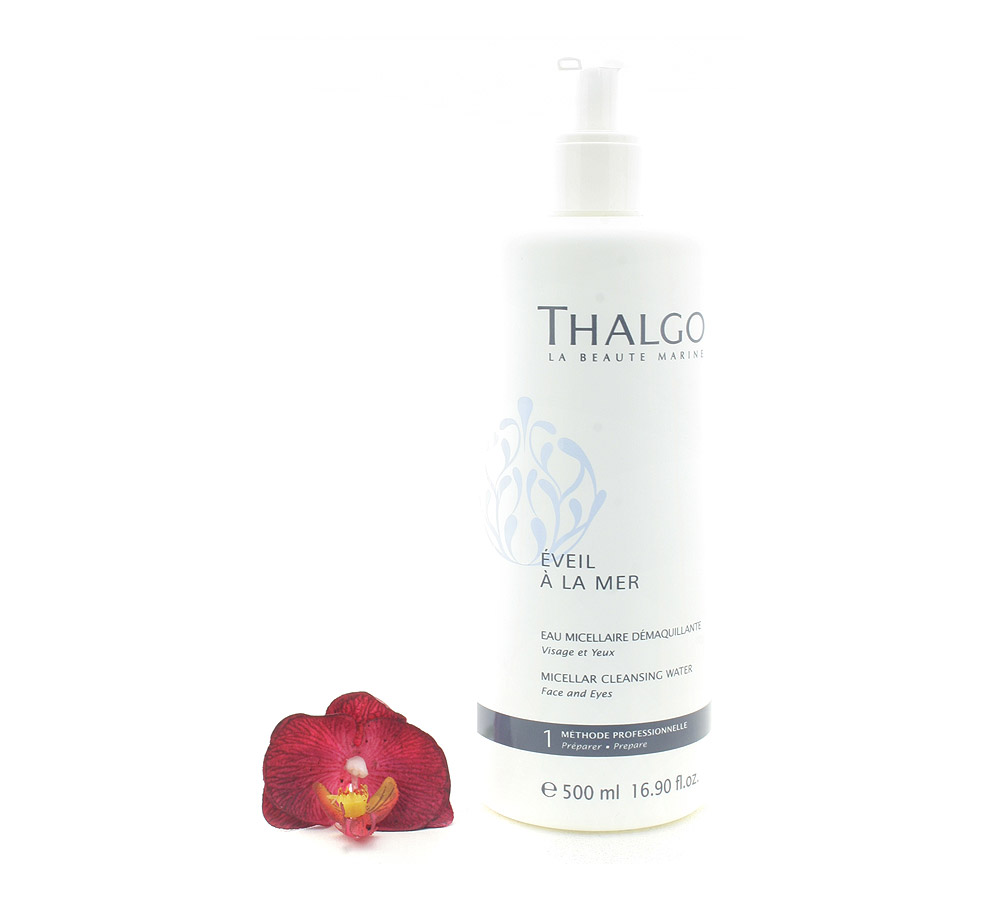 KT15041 Thalgo Eveil a la Mer Micellar Cleansing Water 500ml