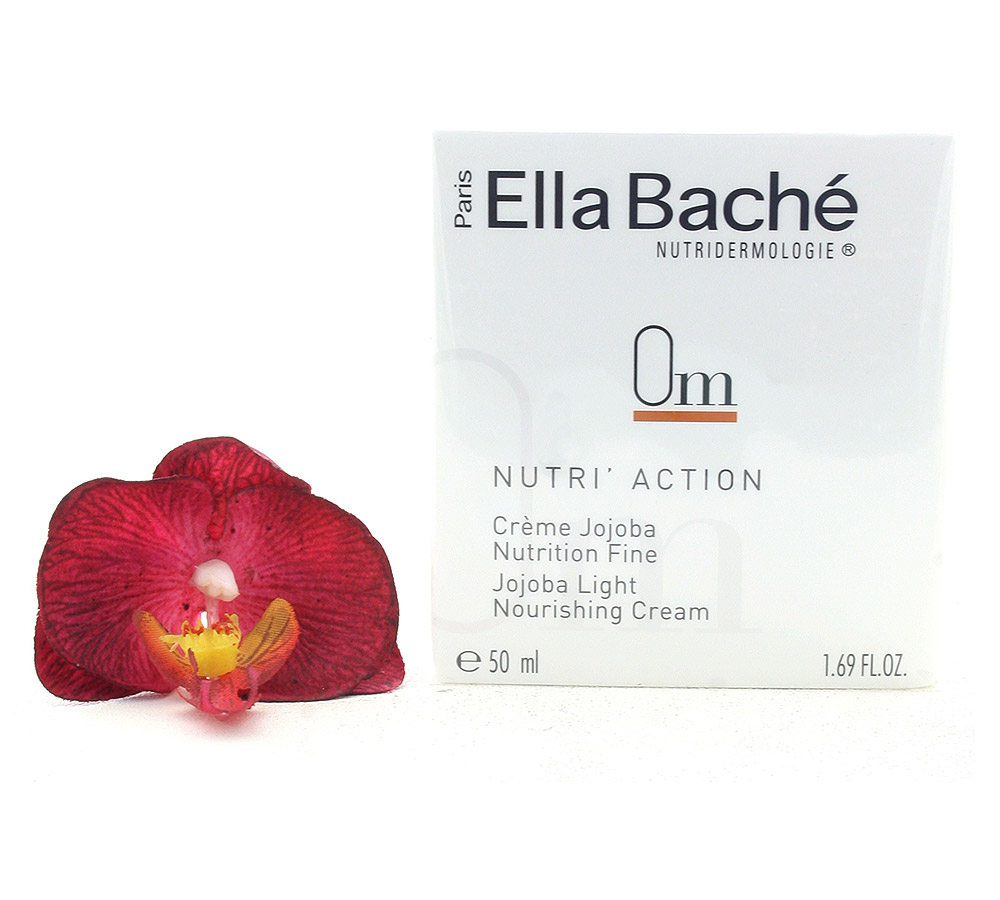VE15034 Ella Bache Nutri'Action Creme Jojoba Nutrition Fine - Jojoba Light Nourishing Cream 50ml
