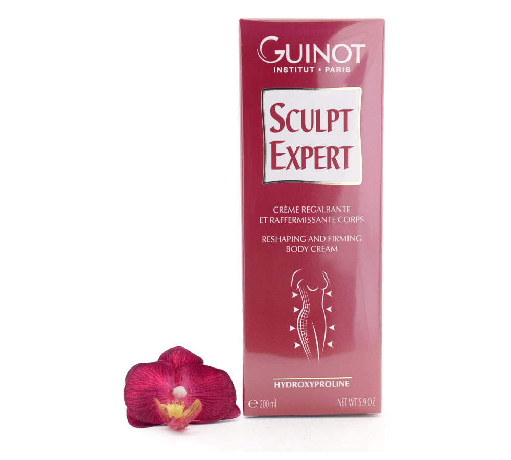 527915 Guinot Sculpt Expert - Reshaping and Firming Body Cream 200ml