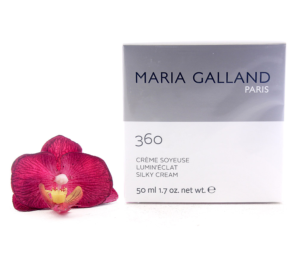 01595 Maria Galland Lumin'Eclat Silky Cream 360 50ml