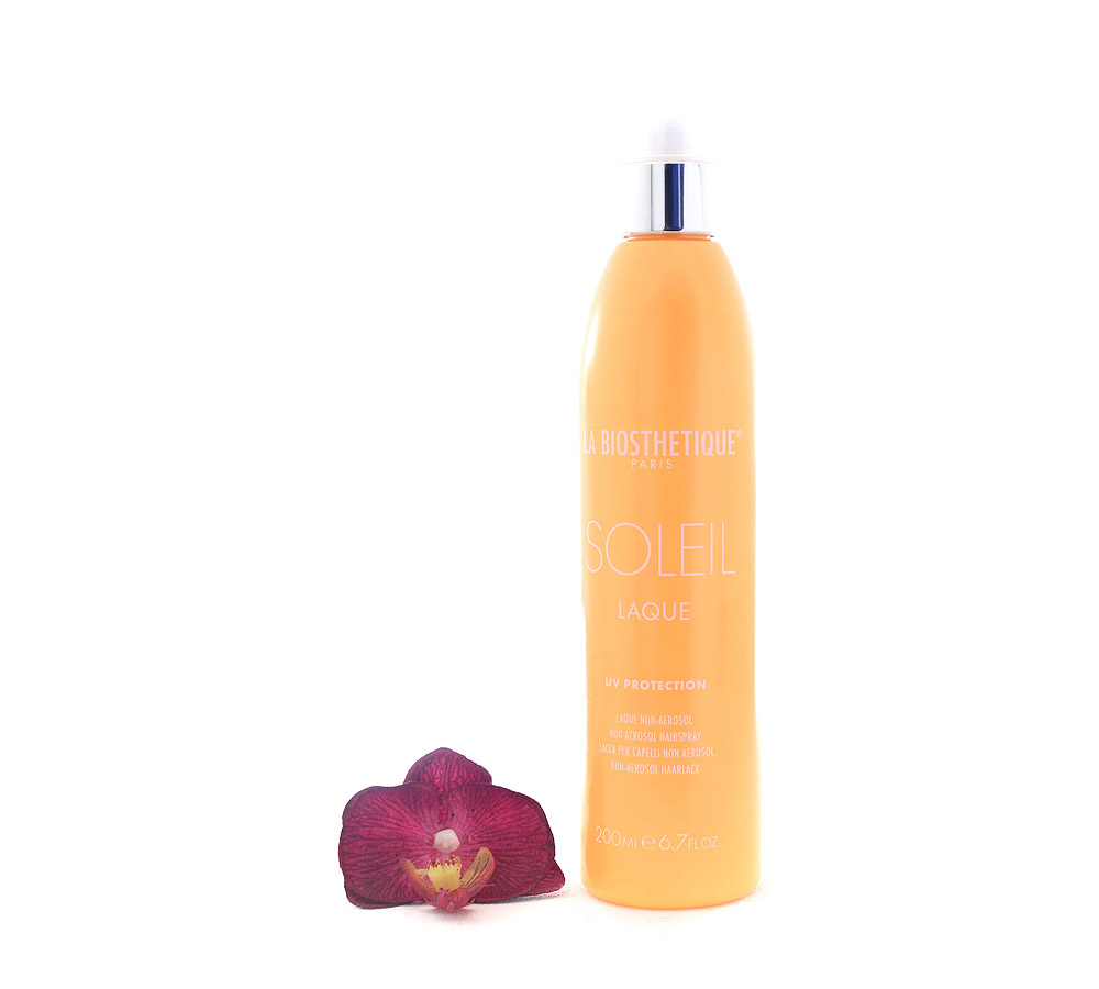 120227 La Biosthetique Soleil Laque - Non-Aerosol Hairspray 200ml