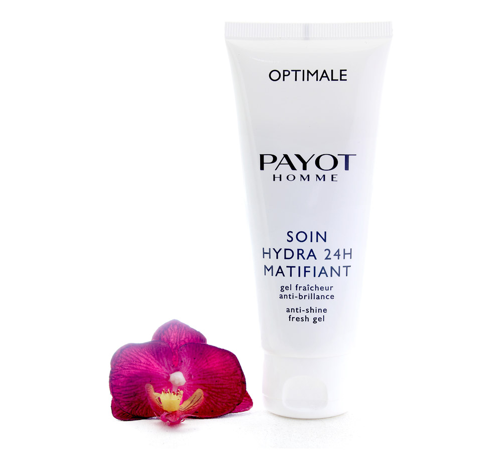 65109181 Payot Optimale Soin Hydra 24h Matifiant Gel Fraîcheur Anti-Brillance - Anti-Shine Fresh Gel 100ml