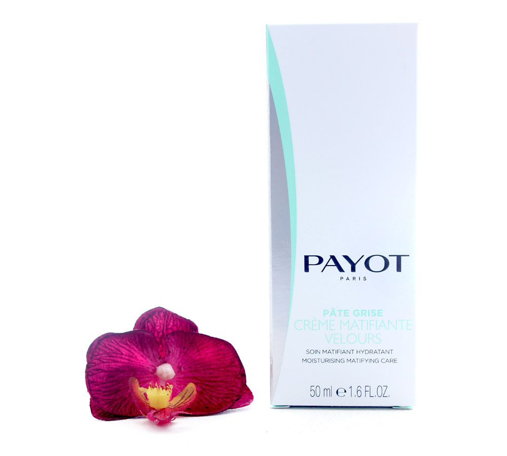 65115990 Payot Pate Grise Creme Matifiante Velours - Moisturizing Matifying Care 50ml