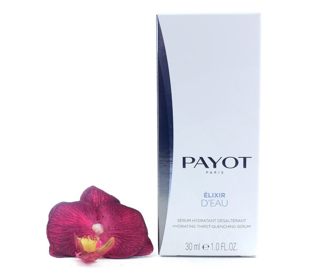 65116560 Payot Elixir d'Eau - Hydrating Thirst-Quenching Serum 30ml