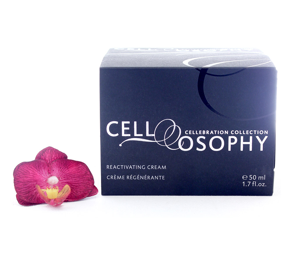 114307 Dr. Spiller Cellosophy Reactivating Cream 50ml