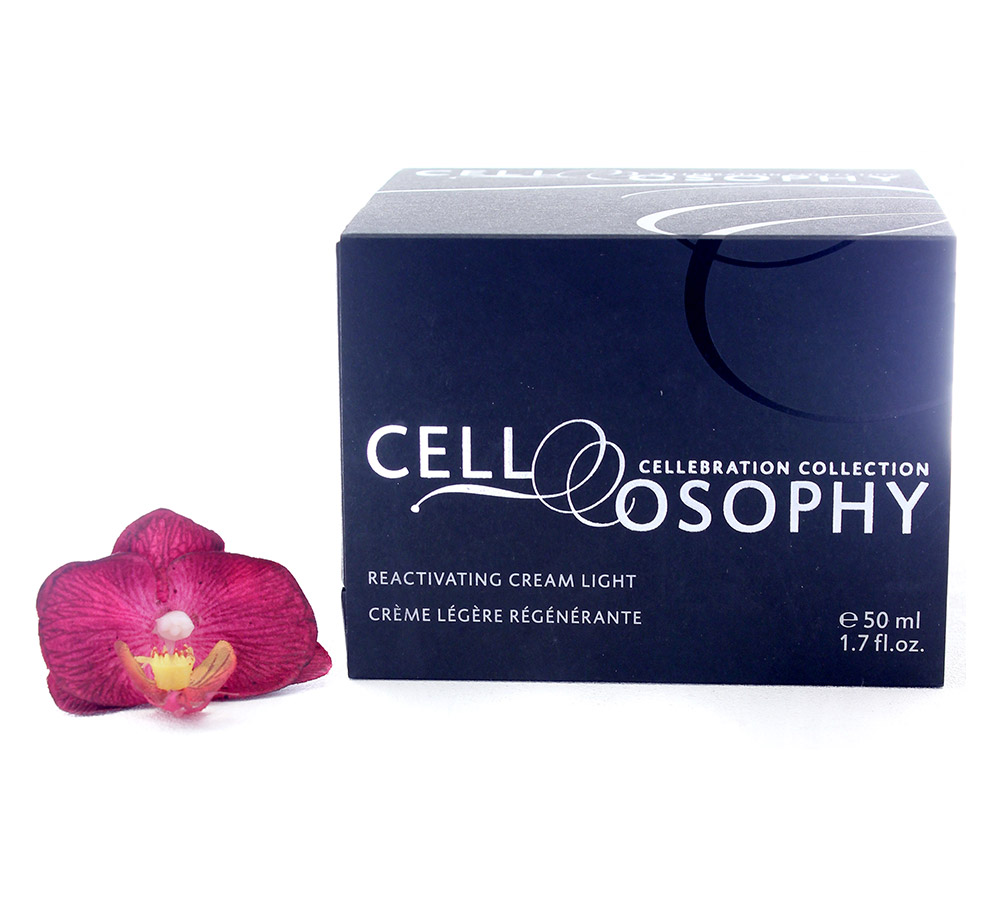 114407 Dr. Spiller Cellosophy Reactivating Cream Light 50ml