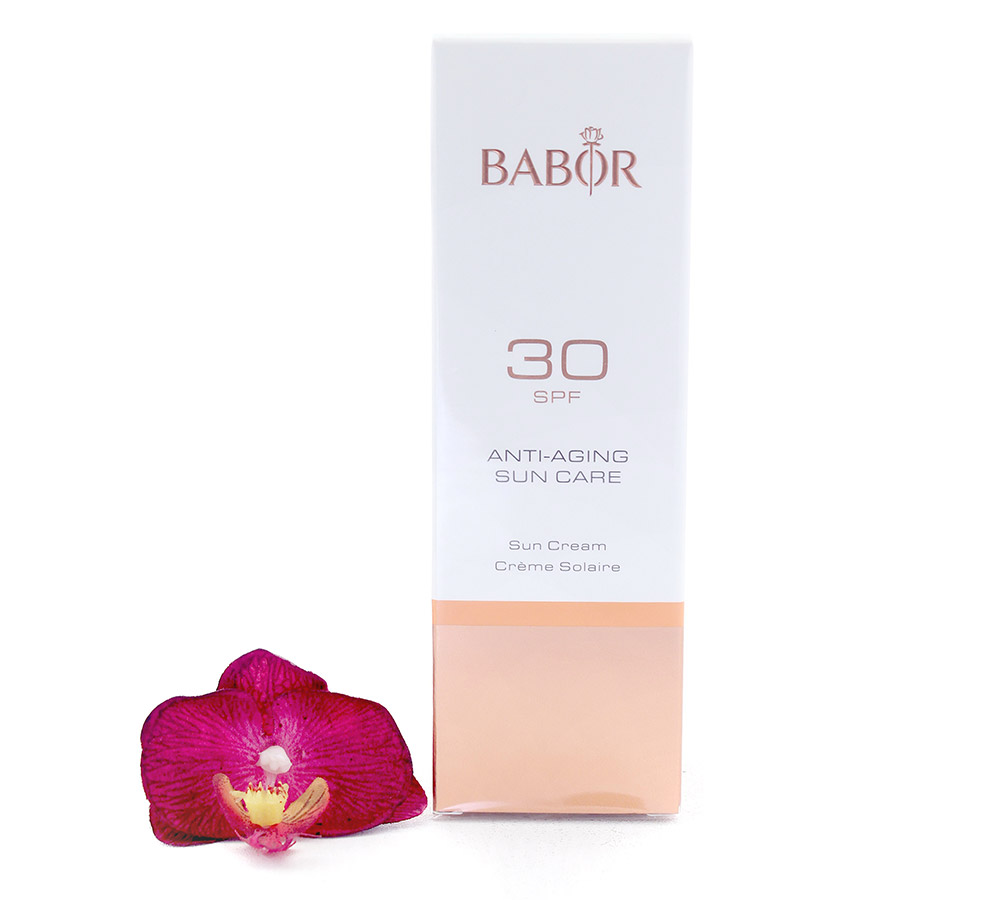 479075 Babor Anti-Aging Sun Care High Protection Crème Solaire SPF30 75ml