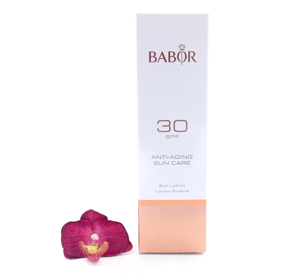 479520 Babor Anti-Aging Sun Care High Protection Lotion Solaire SPF30 200ml