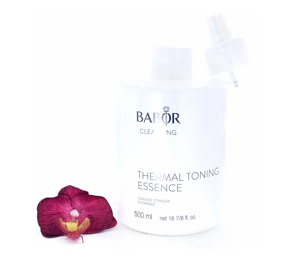 411191 Babor Cleansing CP Essence Tonique Thermale 200ml