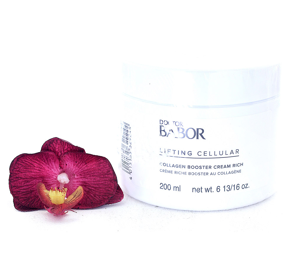 463504 Babor Lifting Cellular Crème Riche Booster au Collagène 200ml