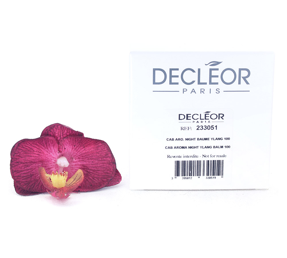 DR233051b Decleor Aromessence Ylang Ylang Baume de Nuit Purifiant - Purifying Night Balm 100ml
