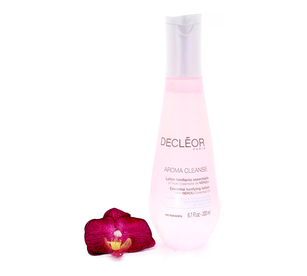 DR461000 Decleor Aroma Cleanse Essential Tonifying Lotion - Lotion Tonifiante Essentielle 200ml