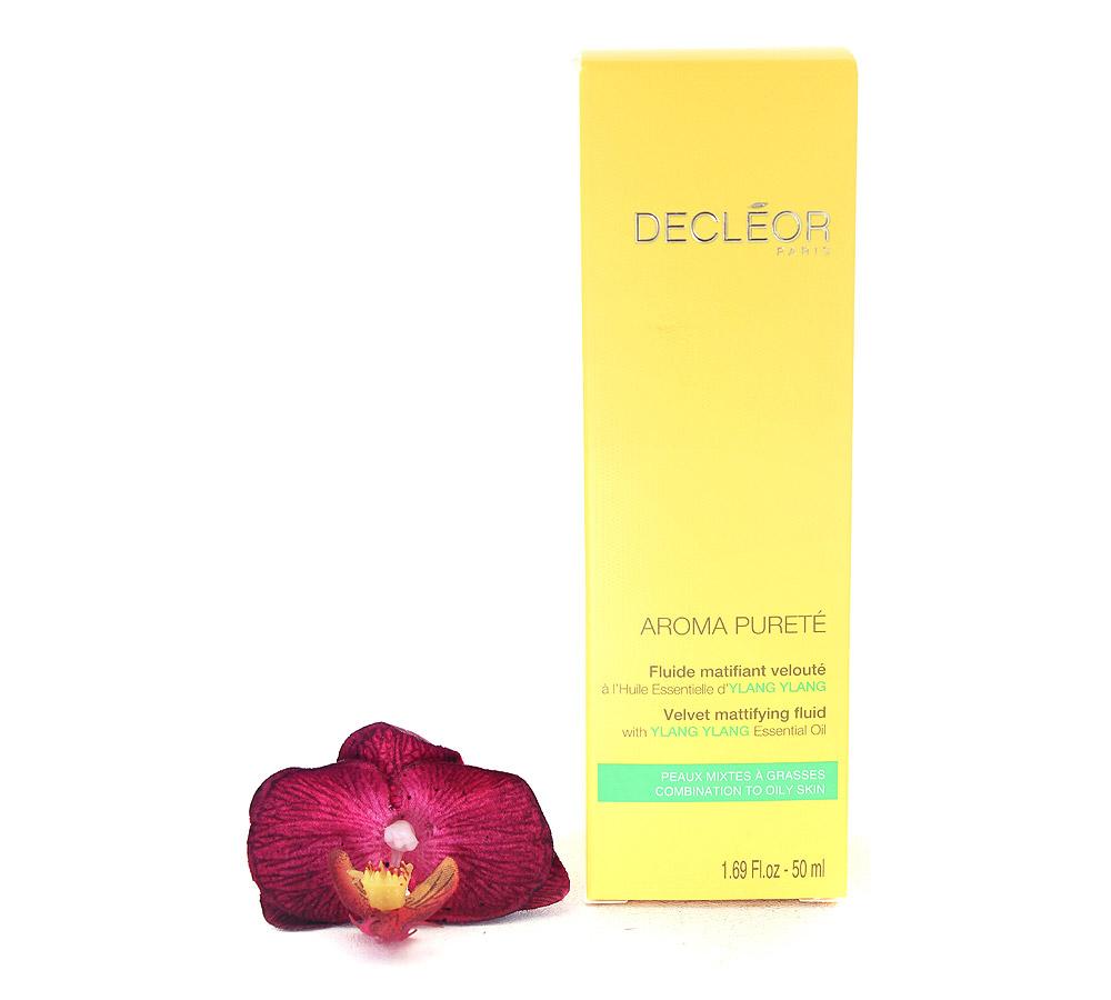 DR496001 Decleor Aroma Purete Velvet Mattifying Fluid - Fluide Matifiant Veloute 50ml