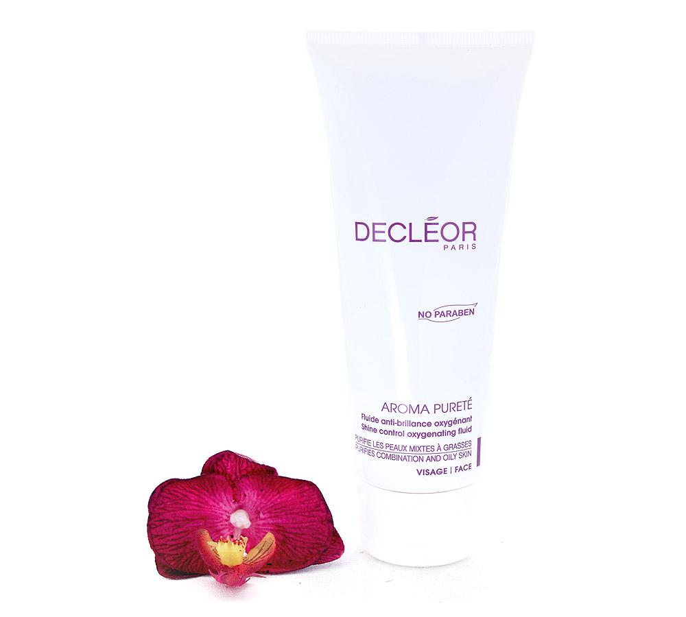 DR496050 Decleor Aroma Purete Shine Control Oxygenating Fluid - Fluide Anti-Brillance Oxygenant 100ml